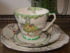 Art Deco Multi Saucer Porcelain & China