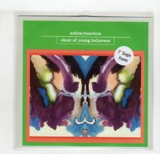 (IF744) Action/Reaction, Choir of Young Believers - 2009 DJ CD
