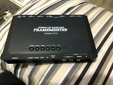 Official Framemeister unit (lightly used)