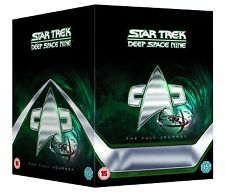 "Star Trek: Deep Space Nine 9 Complete DVD Box Set 48 Discs New  R2 ""xmas sale"""