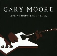 Gary Moore - Live at Monsters of Rock [New CD] UK - Import