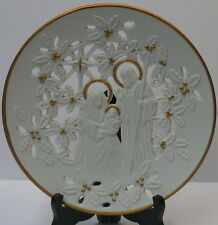 Lenox Collector Plate > The Holy Family > 1993 > Fine Porcelain X4