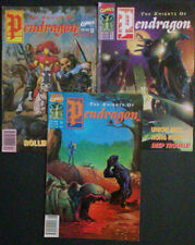 The Knights of Pendragon Lot of 3 (1990 1st Series)