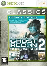 Ghost Recon Advanced Warfighter 2: Legacy Edition PAL (Xbox 360) NEW
