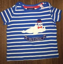 Boys Age 0-3 Months - Joules Summer Top
