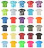 Tie Dye Kids Tonal T-Shirts Youth Sizes Unisex 100% Cotton Colortone-Gildan