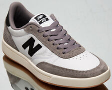 New Balance Numeric 440 Men's White Grey Black Skate Lifestyle Sneakers Shoes