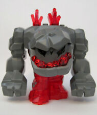 LEGO 8964 - Power Miners - Rock Monster - Tremorox (Trans-Red) Mini Figure