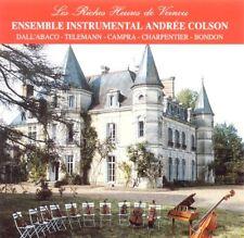 Ensemble Instrumental Andrée Colson Les Riches Heure Cd