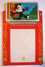 FELIX The CAT TV CARTOON  MAGIC SLATE Pat Sullivan 1960