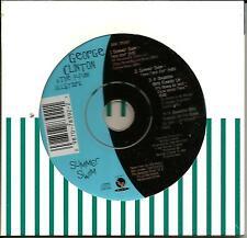GEORGE CLINTON Summer Swim / If Anybody gets REMIXES & EDIT USA 1995 CD single