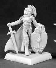 Gray Maiden Reaper Miniature Pathfinder RPG Paladin Fighter Melee Crimson Throne
