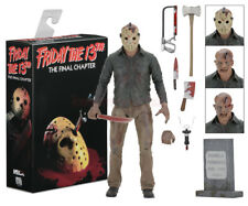 "NECA Friday the 13th Part 4 Final Ultimate Jason Voorhees 7"" Action Figure Model"