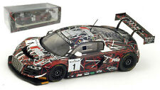 Spark SP071 Audi R8 LMS Ultra Winner Azerbaijan Baku World Challenge 2014  1/43