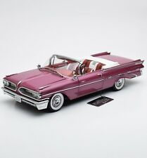 Sun Star Pontiac Bonneville Cabriolet Bj.1959 Platinum extrem selten, 1:18, W002