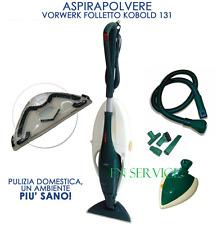 ASPIRADORA VORWERK FOLLETTO vk130 vk131 HD13 + TUBO + PL 515 X 140 135 200 VK