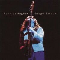 "RORY GALLAGHER ""STAGE STRUCK"" CD NEW"