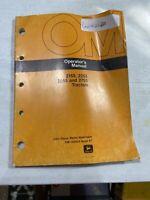 John Deere 2155,2355,2555,&2755 Tractors Operator's Manual
