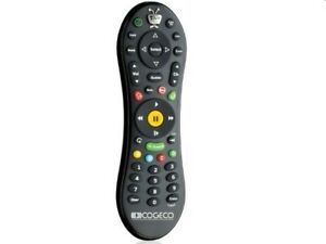 Cogeco tivo replacement remote control (use tivo central for instructions)