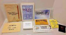 Lot of New & Vintage Magic #661 Al Koran, Bannon, Solari, Sid Lorraine, more