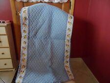 Vera Bradley Disney Blue Pooh Child's garment bag