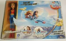 Wonder Woman & Invisible Jet - DC Super Hero Girls