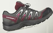 5cd6f7ed8bef Salomon XACOMP 7 Womens Size US 7.5 Trail Running Shoes comfort rubber  outsole