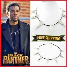 Black Panther Necklace  Claw Paw T'Challa chain Cosplay Wakanda
