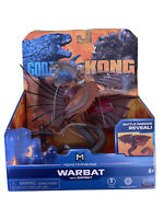 "Godzilla Vs. Kong Monsterverse Warbat With Osprey 6"" Figure IN HAND! New!"
