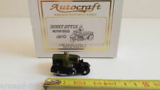 "Autocraft - Reproduction Dinky Toys - Side-car GPO ""Post Office Telephones"""