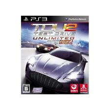 Used PS3 Test Drive Unlimited 2 Plus Casino Online Japan Ver.