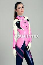 New Japanese EVA Rubber Latex Catsuit Handmade for Cosplay Full Latex Costume