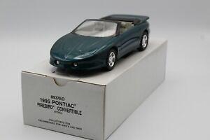 ERTL/AMT 1996 Pontiac Firebird Promo 1:25 (Polo Green) FREE SHIPPING