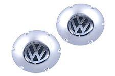 Genuine VW Passat 2001-2005 ATLANTA Wheel Hub Caps 2 Pcs 3B7601149GRB