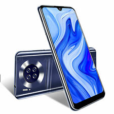 6.3 Inch Cheap Android 9.0 Cell Phone Unlocked Dual SIM Smartphone ATT&T-Mobile