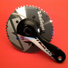 FSA Vision Trimax Carbon MegaExo TT Triathlon Crankset 53/39t 172.5mm