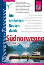 Reise Know-How Wohnmobil-Tourguide Südnorwegen von Werner K. Lahmann (2018, Taschenbuch)