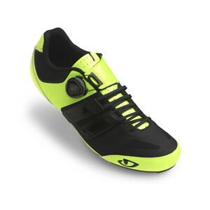 Giro Sentrie Techlace Highlight Yellow/Black Mens