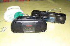 lot 3 radios portable fm kihawo autres vintage