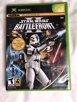 Star Wars Battlefront 2 (Microsoft Xbox) Free Shipping