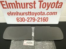 GENUINE TOYOTA Camry 2002-2006  Rear Speaker Grill Cover Gray 04007-521AA-B0 OEM