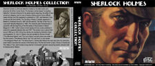 SHERLOCK HOLMES ULTIMATE COLLECTION OLD TIME RADIO - 5 CD-ROM - 476 mp3