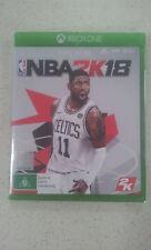 NBA 2K18 Xbox One Game New & Sealed