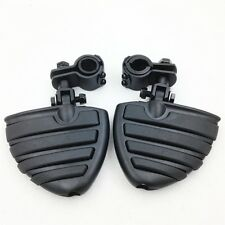 Front Clamps WING Foot pegs For KAWASAKI VULCAN VN400 VN800 VN900 VN1500 VN2000