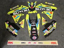 Suzuki RMZ450 2008-2017 Team J-Tech Valenti MXGP graphics kit+ plastics EJ2053