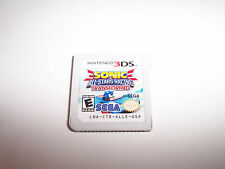Sonic & All-Stars Racing Transformed (Nintendo 3DS) XL 2DS Game