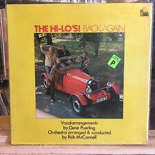 [SOUL]~EXC LP~The HI-LO'S~Back Again~{Original 1979~PA-USA~Issue]~