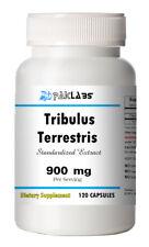 TRIBULUS TERRESTRIS 900MG MALE STAMINA HERB SUPPLEMENT 120 CAPSULES BIG BOTTLE