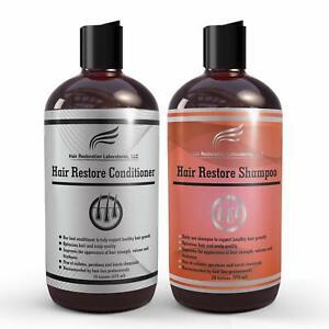 Hair Restore Shampoo & Conditioner Set, from Hair Restoration Laboratories