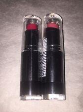 Two (2) Wet N Wild Lipsticks
